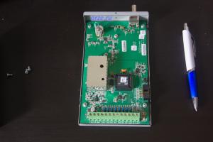 Внутренний вид RF радиомодуля ATSU100 (производитель Израиль)
