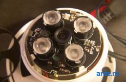 Купольные камеры: разновидности, назначение и цена