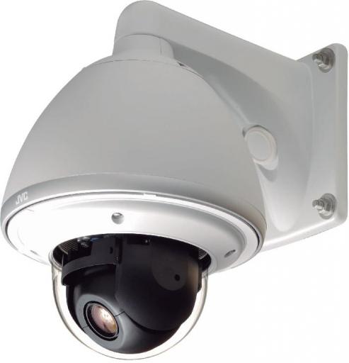 Скоростная купольная уличная камера TK-C686WPE